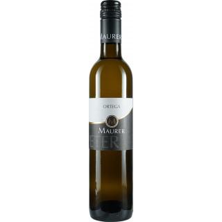 2018 Ortega edelsüss 0,5 L - Weingut Maurer