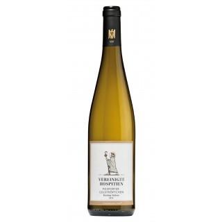 2018 Piesporter Goldtröpfchen Riesling Spätlese VDP.Grosse Lage fruchtig - Weingut Vereinigte Hospitien
