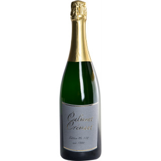 2015 Calmont Cremant Riesling Qualitässekt brut - Weingut Oster