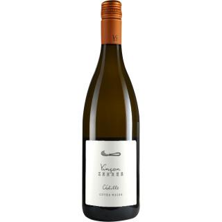 2018 Cédille Cuvée Weiß halbtrocken Bio - Weingut Vinçon-Zerrer