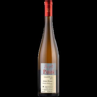 2019 Pawis Grüner Silvaner trocken - Weingut Pawis