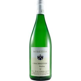 2018 Dachreiter Riesling 1,0 L - Weingut Graf von Bentzel-Sturmfeder