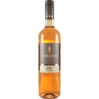2018 Pinot Rosé QbA trocken - Weingut Faschian