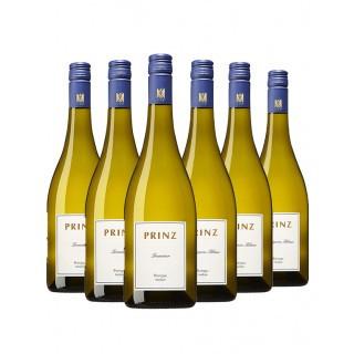 Sauvignon Blanc / Traminer VDP.Gutswein trocken BIO Paket - Weingut Prinz