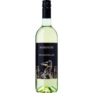 2020 Muskateller lieblich - Weingut Behringer