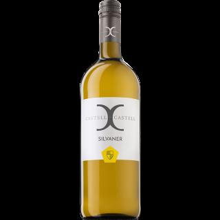 2020 CASTELL-CASTELL Silvaner trocken 1,0 L - Weingut Castell