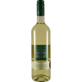 2018 Chardonnay & Sauvignon Blanc halbtrocken - Weingut Zehnthof Kruger