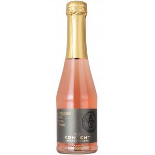 2018 Lemberger Rosé Sekt trocken 0,2 L - Weinkonvent Dürrenzimmern eG