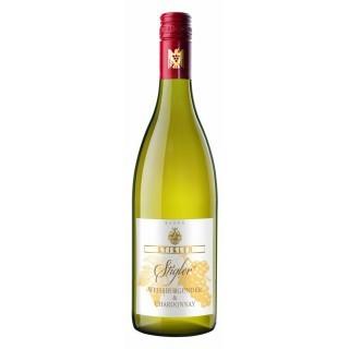 2016 STIGLERs Weißburgunder & Chardonnay QbA Trocken - Weingut Stigler