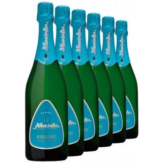 Riesling alkoholfrei (6 Flaschen) - Affentaler Winzer