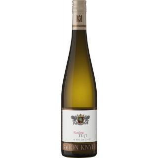 2019 VDP.Gutswein Riesling 1141 trocken - Weingut Baron Knyphausen