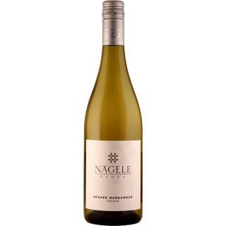2020 Grauer Burgunder trocken - Weingut Nägele