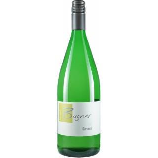 2020 Rivaner trocken 1,0 L - Weingut Bugner