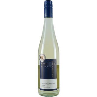 2019 Weißer Burgunder Waldracher Krone feinherb - Weingut Gebrüder Steffes