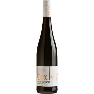 2017 Cuvée Stefanie Rotwein lieblich - Weingut Becker