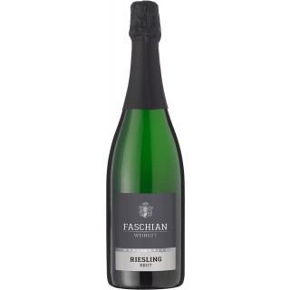 2015 Riesling Winzersekt brut - Weingut Faschian