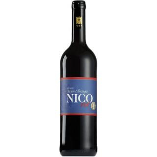 2017 Nico rot QbA aus dem Holzfass - Weingut Ellwanger