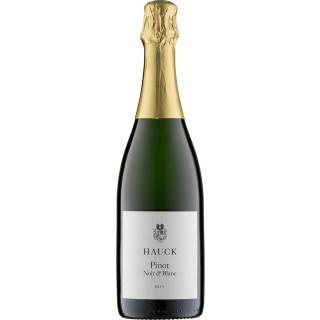 2015 Pinot Noir & Blanc brut - Weingut Hauck
