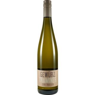 2016 Gewürztraminer Qualitätswein trocken - Weingut Nehrbaß