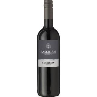 2016 Lemberger QbA trocken - Weingut Faschian