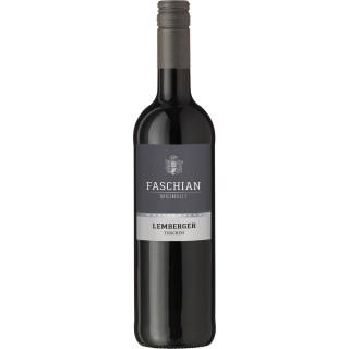 2017 Lemberger QbA trocken - Weingut Faschian