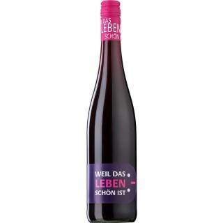 """2017 """"weil das Leben schön ist"""" Rotwein - Weingut Castell"""