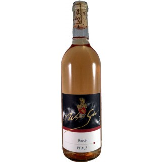 2019 Rosé feinherb Bio 1,0 L - Weingut Winfried Seeber