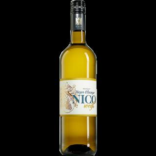2018 Nico weiß QbA aus dem Holzfass - Weingut Ellwanger