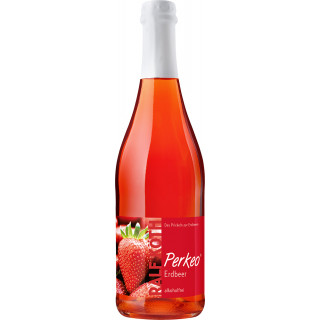 Perkeo Erdbeer Secco alkoholfrei - Wein & Secco Köth