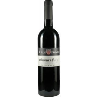 2018 Schwarzwild Rotwein-Cuvée trocken - Weingut Ruppert-Deginther