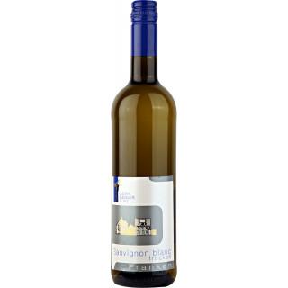 2018 Sauvignon Blanc Spätlese Thüngersheimer Johannisberg trocken - Weingut Gebr. Geiger jun.