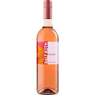 2019 Merlot Rosé trocken - Wein & Secco Köth