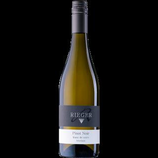 2020 Pinot Noir Blanc de Noir Spätburgunder trocken Bio - Weingut Rieger