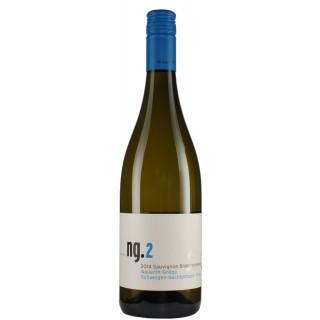 2018 ng.2 Sauvignon Blanc QbA trocken - Weingut Nauerth-Gnägy