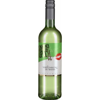 """2019 Cuvée Weiß """"Verführung in Weiß"""" lieblich - Weingärtnergenossenschaft Aspach"""
