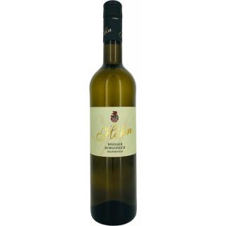 2020 Langenlonsheimer Steinchen Weißer Burgunder halbtrocken - Weingut Höhn