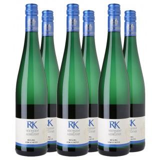Riesling vom Schiefer Paket - Weingut Reichsgraf von Kesselstatt