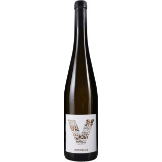 "2019 Sauvignon Blanc ""V"" trocken - Weingut Petershof"