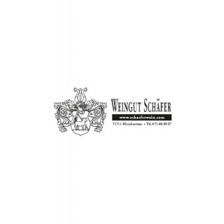 2017 Lemberger S trocken BIO - Bioweingut Schäfer