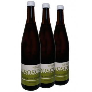 3x 2019 Weißer Traubensaft - Weingut Grosch