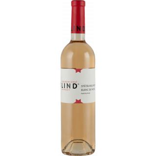 2020 Spätburgunder Blanc de Noirs   Mandelpfad halbtrocken Bio - Weingut Ökonomierat Lind