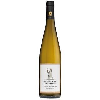 2020 Scharzhofberg Riesling Spätlese| VDP.Grosse Lage süß - Weingut Vereinigte Hospitien