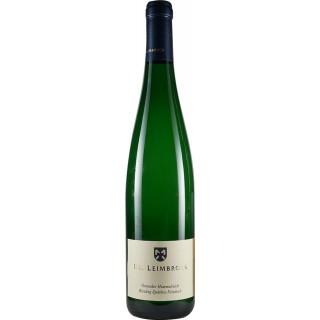 2017 Graacher Himmelreich Riesling Spätlese Feinherb - Weingut Dr. Leimbrock