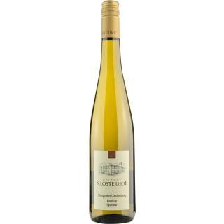 2020 Piesporter Grafenberg Riesling Spätlese fruchtsüß lieblich - Weingut Klosterhof