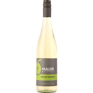 2018 Müller-Thurgau Qualitätswein Homburger Kallmuth - Weingut Huller