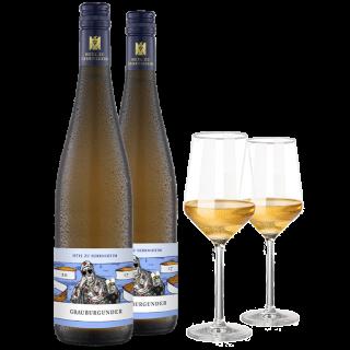 Heyl zu Herrnsheim Paket + 2 gratis Gläser