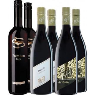 Österreich Rotwein Paket