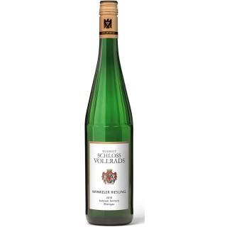 2018 Schloss Vollrads Riesling Edition feinherb Halbtrocken - Weingut Schloss Vollrads