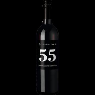 2017 Cuvée 55 Rotwein Trocken - Weingut Markus Schneider