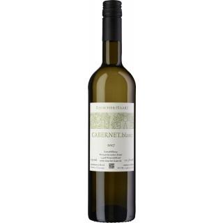 2017 Cabernet Blanc feinherb - Weingut Reuscher-Haart